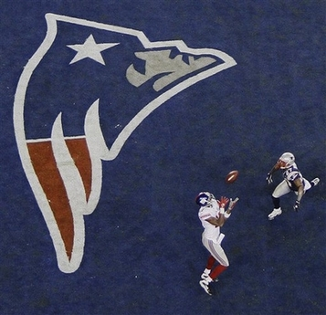 APTOPIX Super Bowl Football
